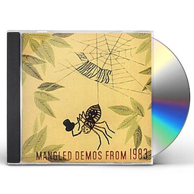Melvins MANGLED DEMOS FROM 1983 CD