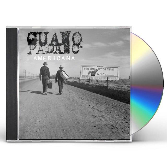 Guano Padano AMERICANA CD