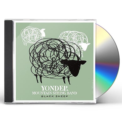 Yonder Mountain String Band BLACK SHEEP CD