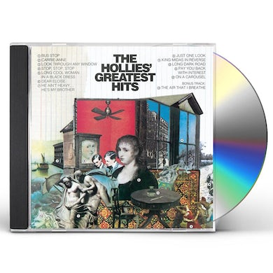 The Hollies GREATEST HITS CD