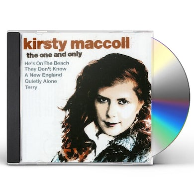 Kirsty MacColl ONE AND ONLY CD