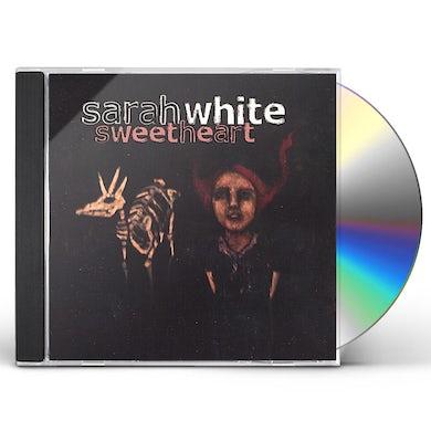 Sarah White SWEETHEART CD