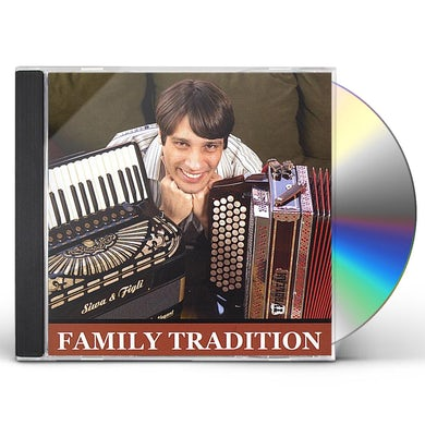 Alex Meixner FAMILY TRADITION CD