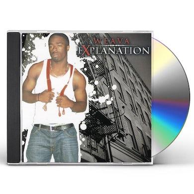 Weava EXPLANATION CD