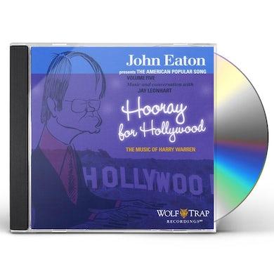 John Eaton AMERICAN POPULAR SONG 5: MUSIC OF HARRY WARREN CD
