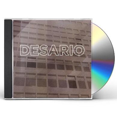 Desario HAUNTED CD