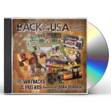 Waybacks BACK IN THE USA CD