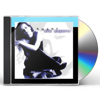 Ana Popovic HUSH CD