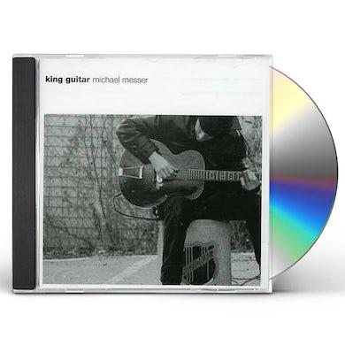 Michael Messer KING GUITAR CD