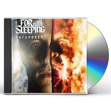 For All Those Sleeping OUTSPOKEN CD