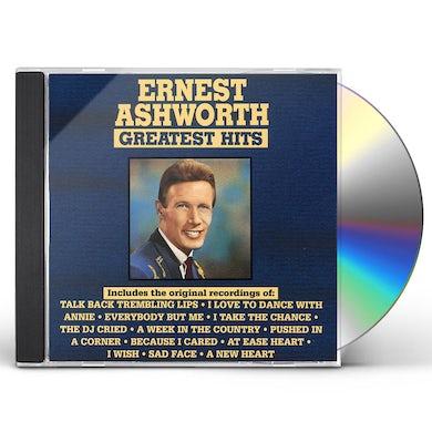 BEST OF ERNEST ASHWORTH CD