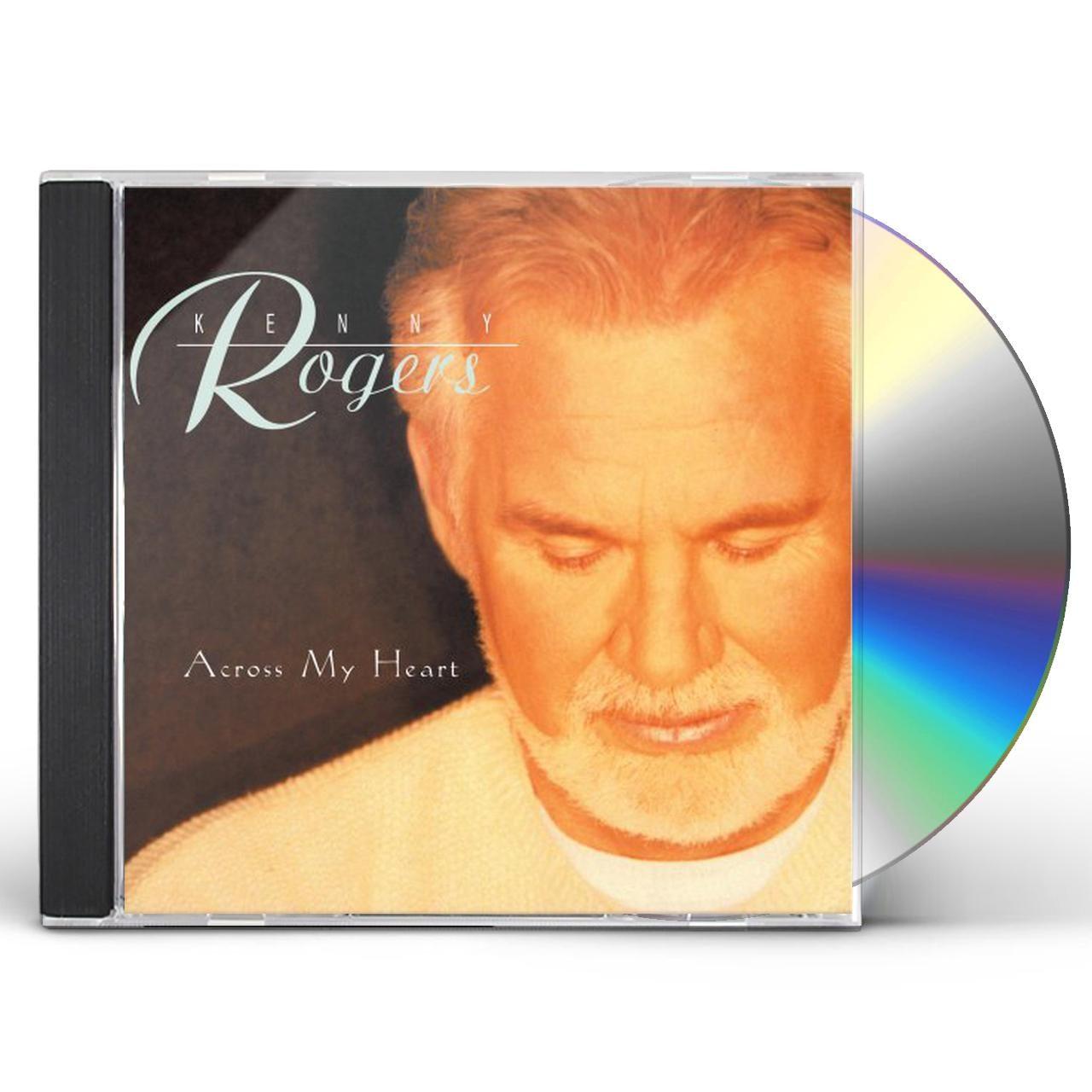 Kenny Rogers ACROSS MY HEART CD