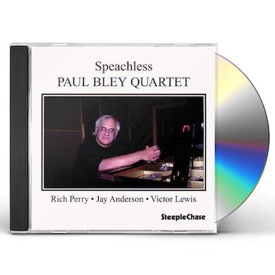 Paul Bley SPEACHLESS CD