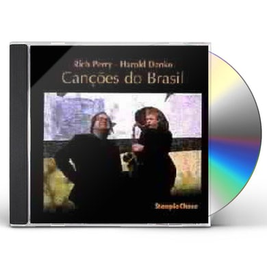 Rich Perry CANCOES DO BRASIL CD