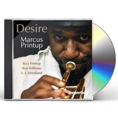 Marcus Printup DESIRE CD
