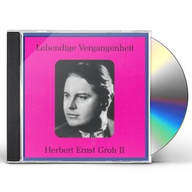 Herbert Ernst Groh LEGENDARY VOICES 2 CD