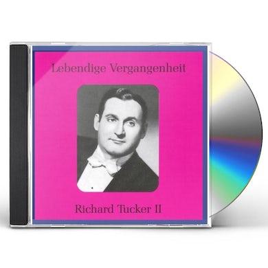 Richard Tucker LEGENDARY VOICES 2 CD