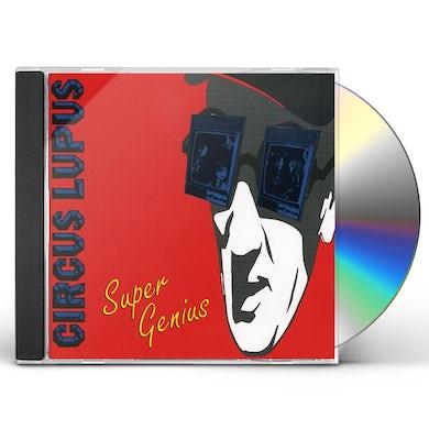 Circus Lupus SUPER GENIUS CD