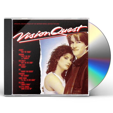 Soundtrack Vision Quest CD