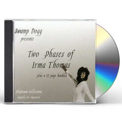 TWO PHASES OF IRMA THOMAS CD