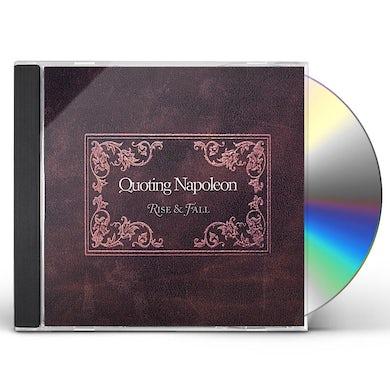 Quoting Napoleon RISE & FALL CD