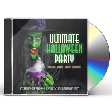 Grim Reaper Players ULTIMATE HALLOWEEN PARTY COLLECTION CD