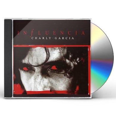 Charly Garcia Pena INFLUENCIA CD