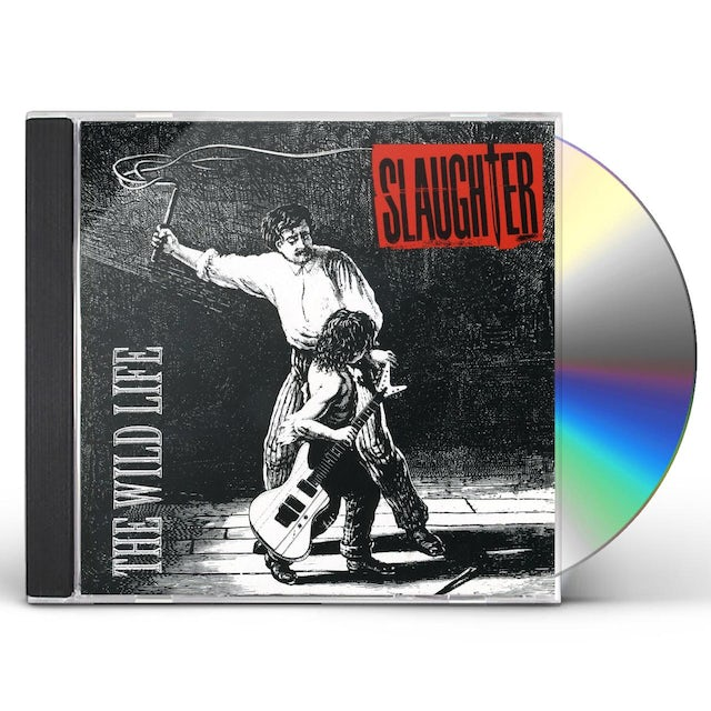 Slaughter WILD LIFE CD