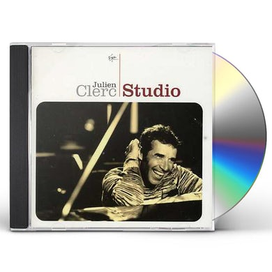 Julien Clerc STUDIO CD