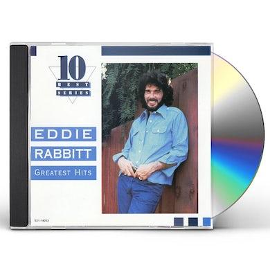 Eddie Rabbitt GREATEST HITS CD