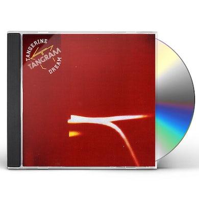 Tangerine Dream TANGRAM CD