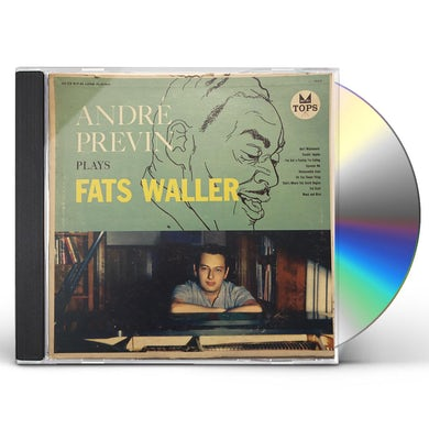Andre Previn PLAYS FATS WALLER CD