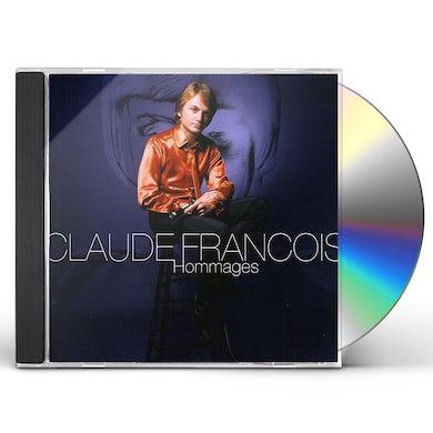 Claude François HOMMAGES CD