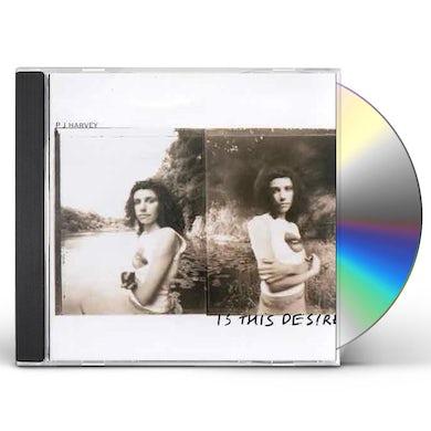 Pj Harvey IS THIS DESIRE CD