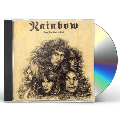 Rainbow LONG LIVE ROCK & ROLL CD