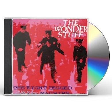 Wonder Stuff EIGHT LEGGED GROOVE MACHINE CD