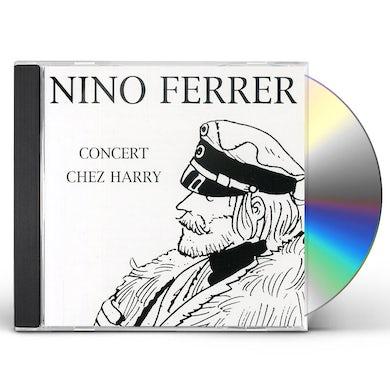 Nino Ferrer CONCERT CHEZ HARRY (VOL10) CD