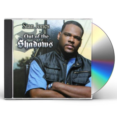 Stan Jones OUT OF THE SHADOWS CD