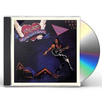 Rick James COME GET IT CD