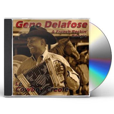 Geno Delafose COWBOY CREOLE CD