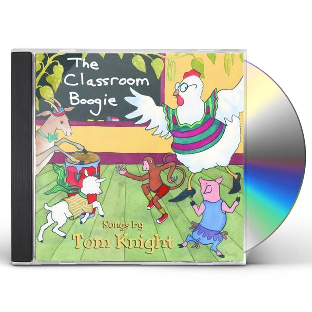 Tom Knight CLASSROOM BOOGIE CD