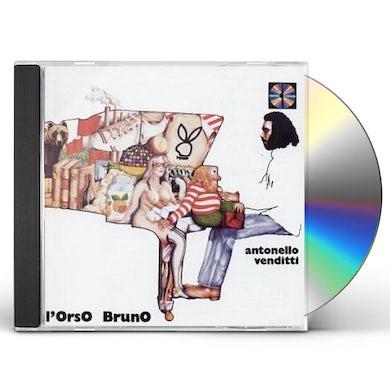 Antonello Venditti L'ORSO BRUNO CD