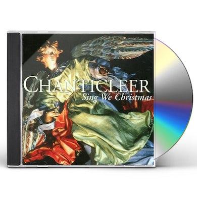 SING WE CHRISTMAS CD