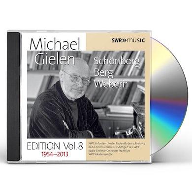 Berg MICHAEL GIELEN EDITION 8 CD