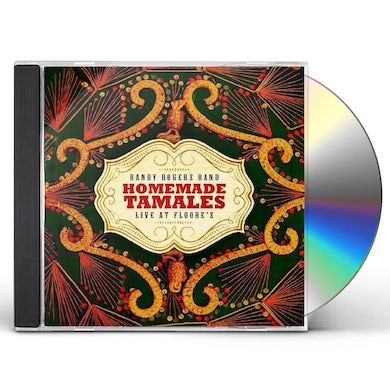 Randy Rogers HOMEMADE TAMALES - LIVE AT FLOORES CD