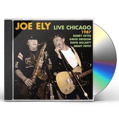 Joe Ely LIVE CHICAGO 1987 CD