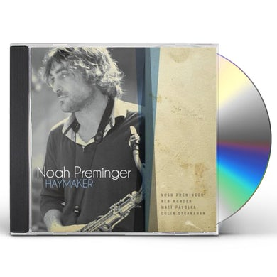 Noah Preminger HAYMAKER CD