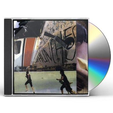Hunches EXIT DREAMS CD