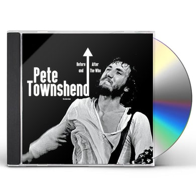 Pete Townshend BEFORE & AFTER THE WHO CD