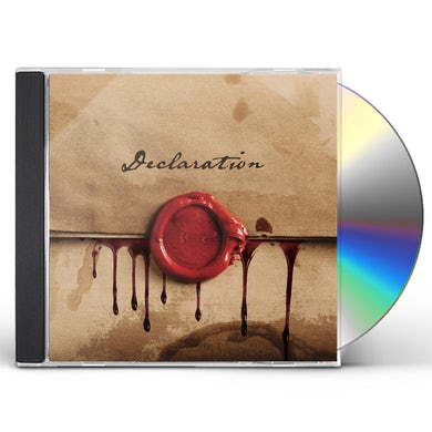 The Red Declaration CD